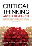 Critical Thinking About Research: Psychology and Related Fields 2ed