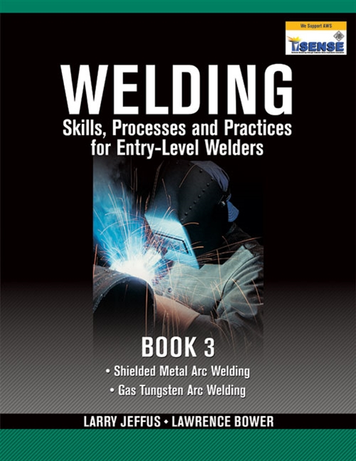 Welding Skills, Processes and Practices for Entry-Level Welders : Book 3