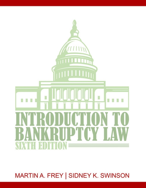 Introduction to Bankruptcy Law