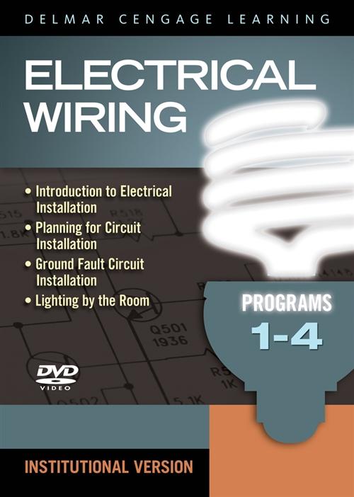 Electrical Wiring DVD Set (1-4)