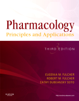 Pharmacology: Principles and Applications, 3e