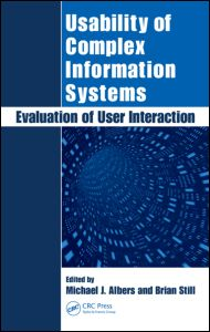 Usability of Complex Information Systems