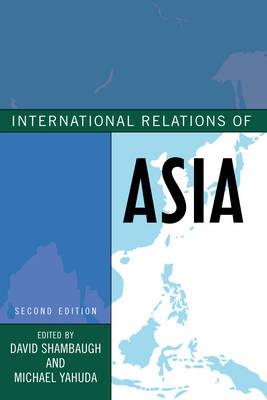 International Relations of Asia 2ed