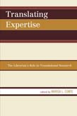 Translating Expertise: The Librarian's Role in Translational Research