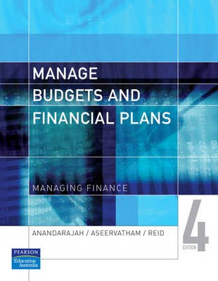 Manage Budgets and Financial Plans