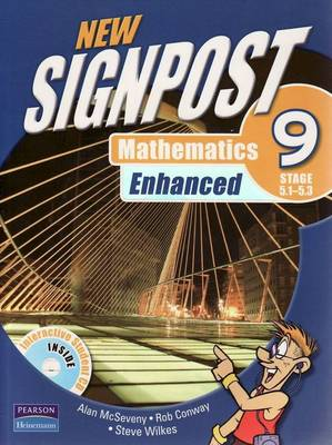 New Signpost Mathematics 9: Stage 5.1-5.3 Enhanced