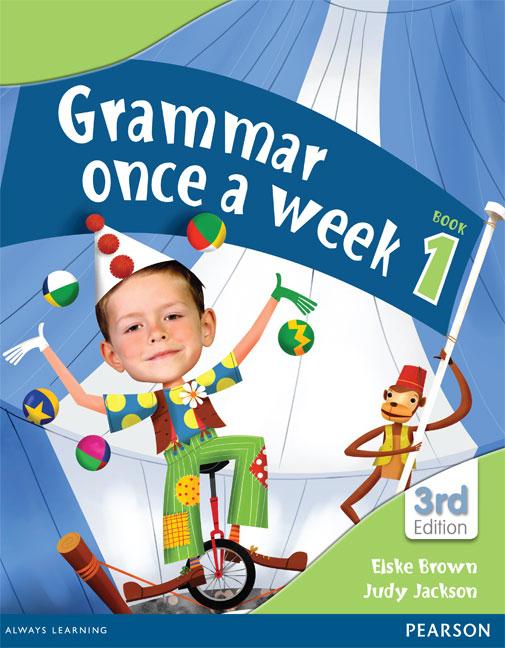 Grammar Once a Week Book 1