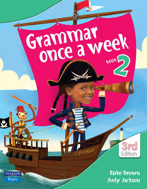 Grammar Once a Week Book 2