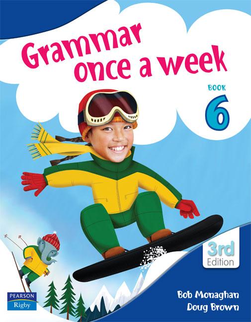 Grammar Once a Week Book 6