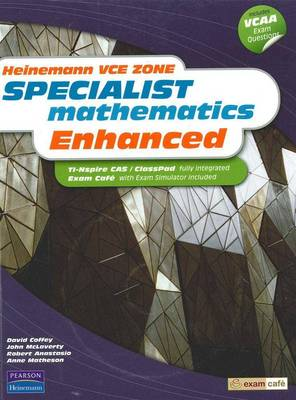 Heinemann Vce Zone Specialist Mathematics Enhanced