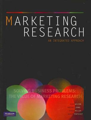 Marketing Research: An Integrated Approach