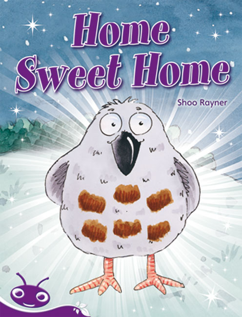 Bug Club Level 19 - Purple: Home Sweet Home (Reading Level 19/F&P Level K)