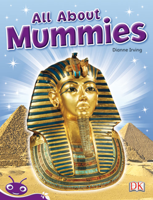 Bug Club Level 19 - Purple: All About Mummies (Reading Level 19/F&P Level K)