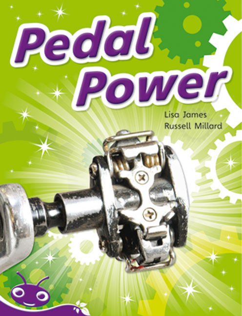Bug Club Level 19 - Purple: Pedal Power (Reading Level 19/F&P Level K)