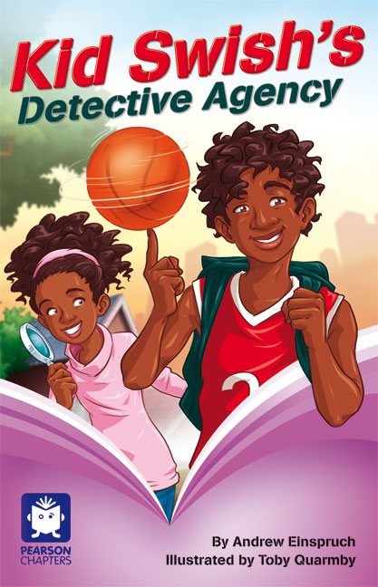 Pearson Chapters Year 5: Kid Swish's Detective Agency