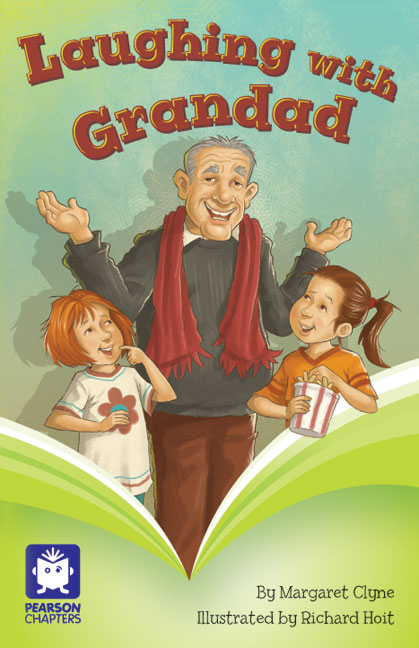Pearson Chapters Year 2: Laughing with Grandad (Reading Level 21-24/F&P Level L-O)