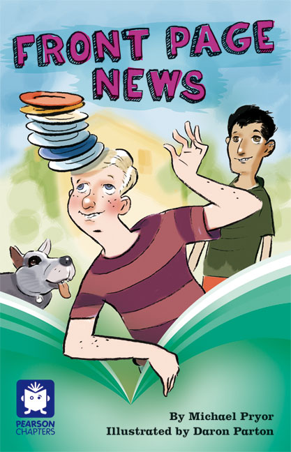 Pearson Chapters Year 6: Front Page News