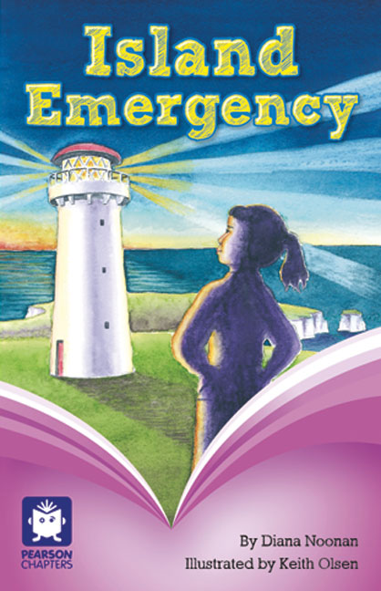 Pearson Chapters Year 5: Island Emergency