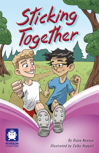 Pearson Chapters Year 5: Sticking Together
