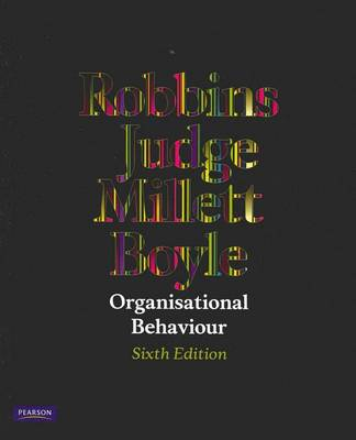 Organisational Behaviour 6th Edition