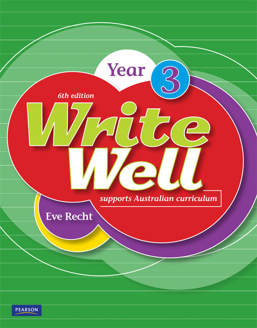 Write Well Year 3
