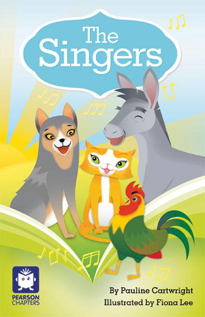 Pearson Chapters Year 2: The Singers (Reading Level 15-20/F&P Level I-K)