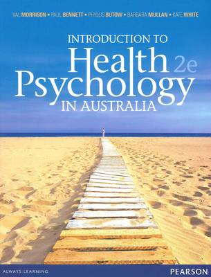 Introduction to Health Psychology in Australia 2E