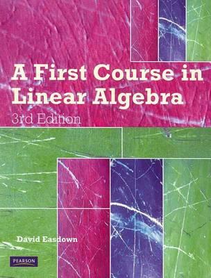 A First Course In Linear Algebra (Book + CD, Pearson Original Edition)
