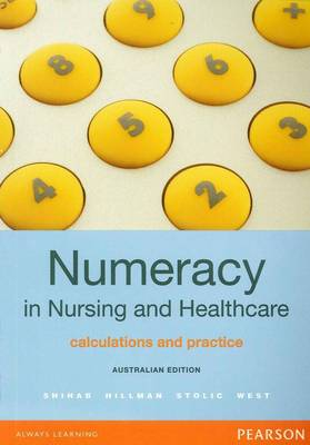 Numeracy in Nursing and Healthcare: Australian Edition