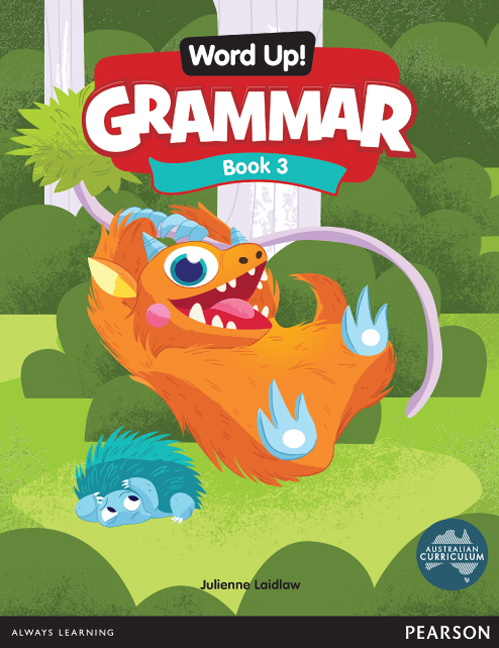 Word Up! Grammar Book 3