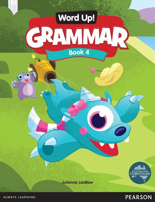 Word Up! Grammar Book 4