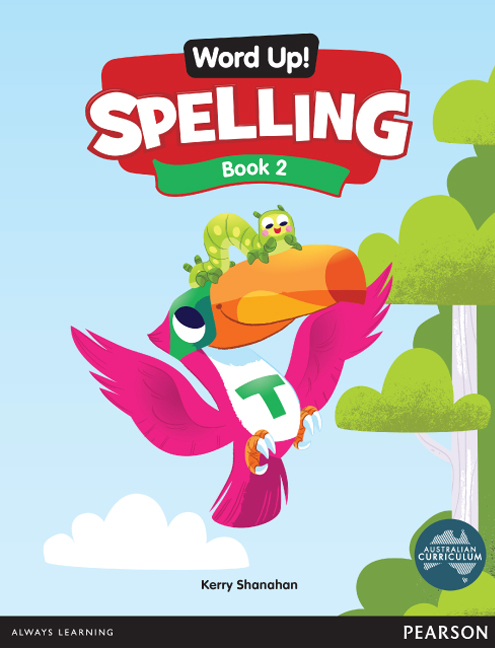 Word Up! Spelling Book 2