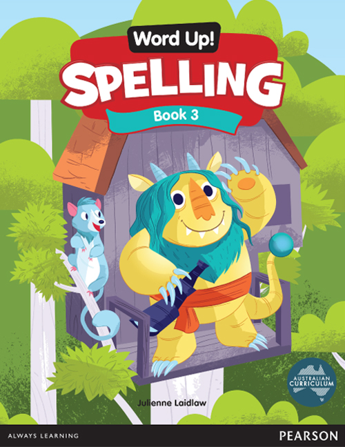 Word Up! Spelling Book 3