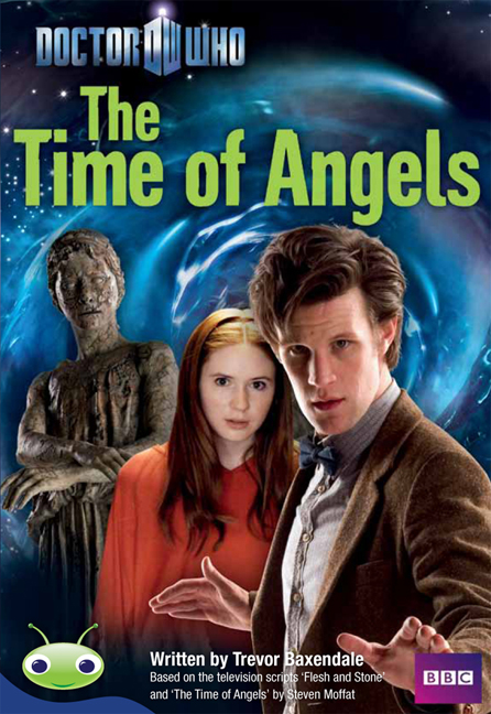 Bug Club Level 30 - Sapphire: Doctor Who: The Time of Angels (Reading Level 30/F&P Level U)