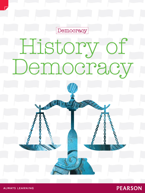Discovering History (Upper Primary) Democracy: History of Democracy (Reading Level 30+/F&P Level Z)