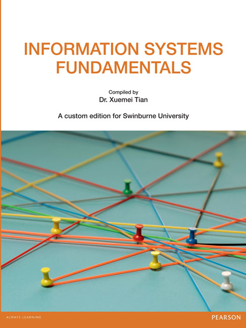 Information Systems Fundamentals (Custom Edition)