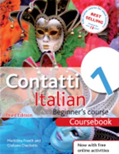 Contatti 1 Italian Beginner's Course 3rd Edition