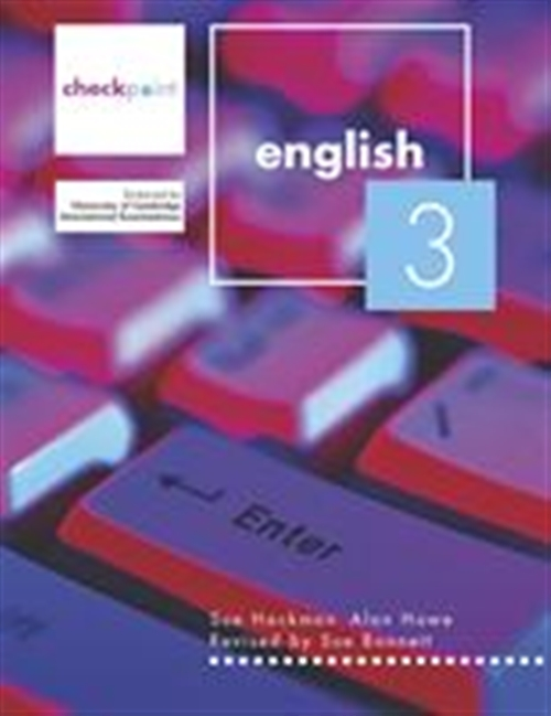 Cambridge Checkpoint English Student Book Book 3