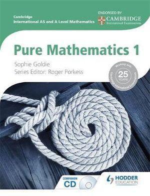 Cambridge International AS and A Level Mathematics- Pure Mat