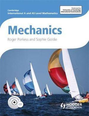 Cambridge International A/AS Mathematics Mechanics