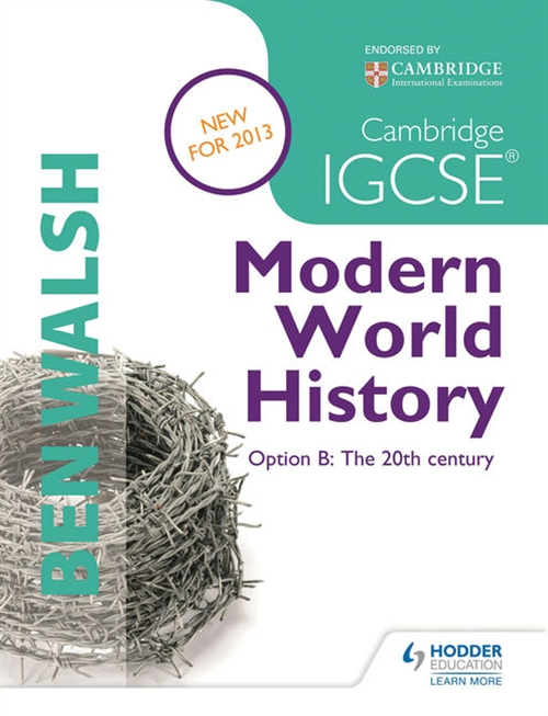 Cambridge IGCSE Modern World History