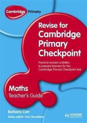 Revise for Primary Checkpoint Mathematics Teacher's Guide