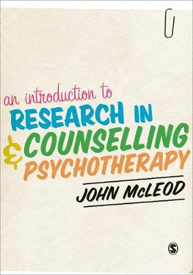 Introduction to Research in Counselling and Psychotherapy