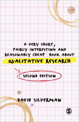 Very Short, Fairly Interesting and Reasonably Cheap Book about Qualitative Research 2ed