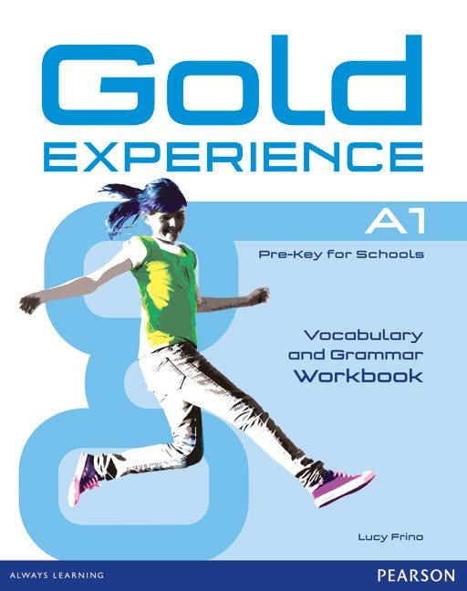 Gold Experience A1 Vocabulary & Grammar Workbook
