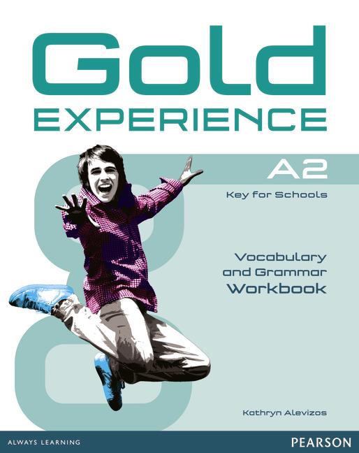 Gold Experience A2 Vocabulary & Grammar Workbook