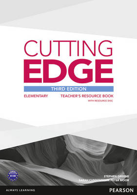 Cutting Edge Elementary Teacher's Resource Book with Disk