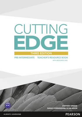 Cutting Edge Pre-Intermediate Teacher's Resource Book with Disk