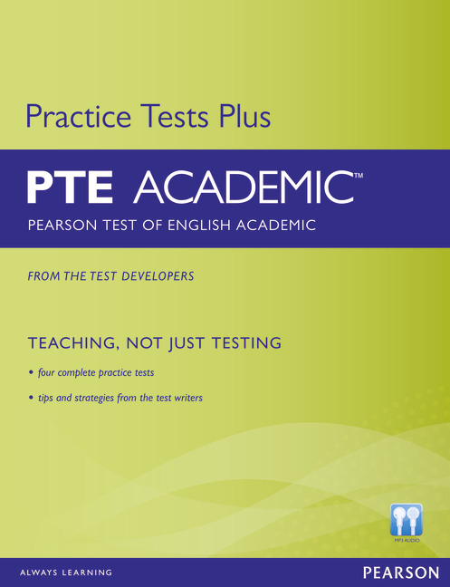 PTE Academic Practice Tests Plus Student Book without Key