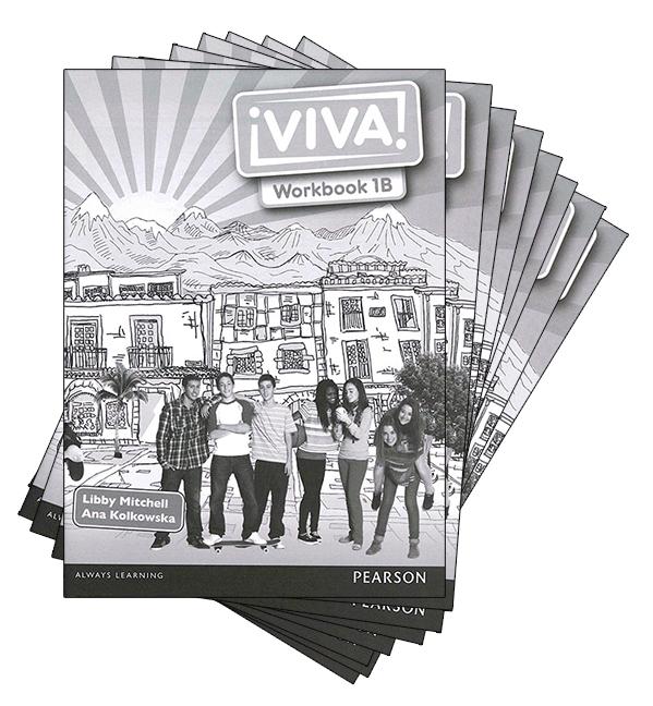 Viva! 1B Workbook Pack
